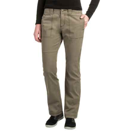 Royal Robbins Billy Goat® Stretch Pants - UPF 50+ (For Women) in Taupe - Closeouts