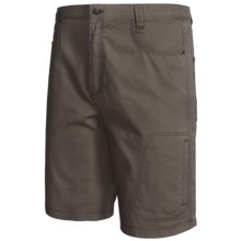 Royal Robbins Billy Goat Utility Shorts- UPF 50+ (For Men) in Light Olive - Closeouts