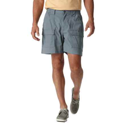 Royal Robbins Blue Water Shorts - UPF 40+ (For Men) in Lagoon - Closeouts