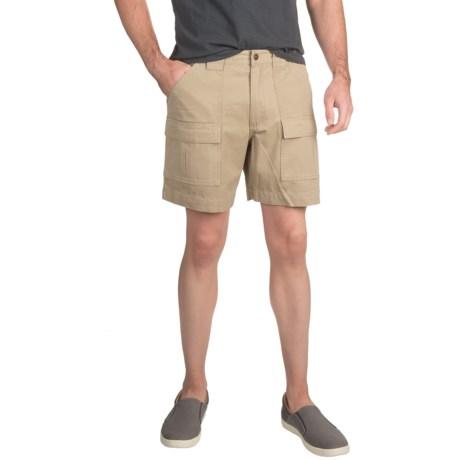 Royal Robbins Bluewater Shorts - UPF 50+ (For Men) in Khaki