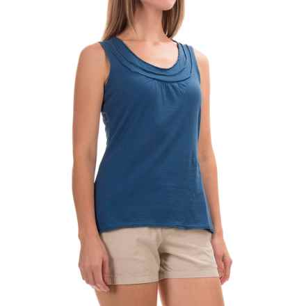 Royal Robbins Breeze Thru Tank Top - UPF 25+ (For Women) in Dark Lapis - Closeouts