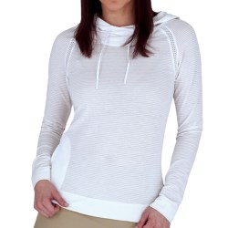 Royal Robbins Briza Sweatshirt - Moisture Wicking (For Women) in White