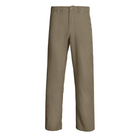 Royal Robbins Cabin Pants - UPF 50+ (For Men) in Everglade