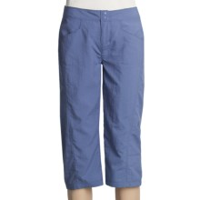 Royal Robbins Cabo Digger Capris - UPF 30+ (For Women) in Cadet - Closeouts