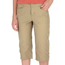 Royal Robbins Cabo Digger Capris - UPF 30+ (For Women) in Desert - Closeouts