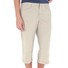 Royal Robbins Cabo Digger Capris - UPF 30+ (For Women) in Light Khaki - Closeouts