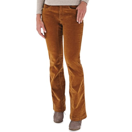 Royal Robbins Canyon Cord Pants - Cotton, Bootcut (For Women) in Hide