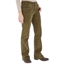 Royal Robbins Canyon Cord Pants - Cotton, Bootcut (For Women) in Irish Green - Closeouts