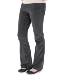 Royal Robbins Canyon Cord Pants - Cotton, Bootcut (For Women) in Obsidian