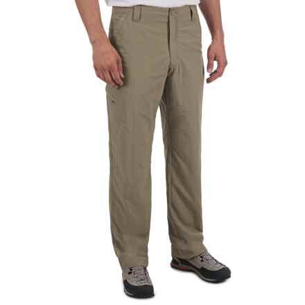 Royal Robbins Cardiff Nylon Pants - UPF 30+ (For Men) in Everglade - Closeouts