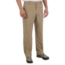 Royal Robbins Cardiff Nylon Pants - UPF 30+ (For Men) in Khaki - Closeouts