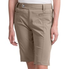 Royal Robbins Cardiff Shorts - UPF 40+ (For Women) in Khaki - Closeouts
