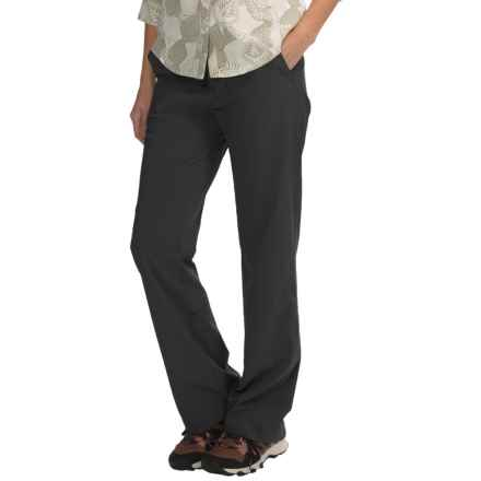 Royal Robbins Cardiff Stretch Pants - UPF 50+ (For Women) in Jet Black - Closeouts