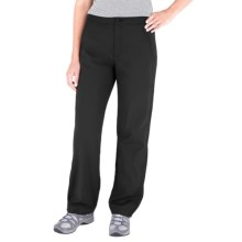 Royal Robbins Cardiff Stretch Traveler Pants - UPF 40+ (For Women) in Jet Black - Closeouts