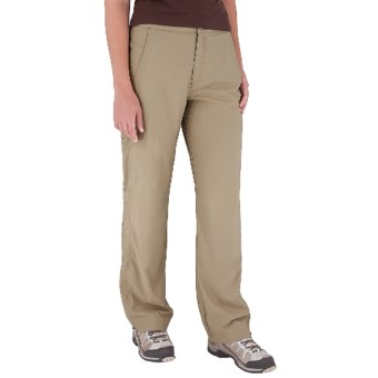 Royal Robbins Cardiff Stretch Traveler Pants - UPF 40+ (For Women) in Khaki