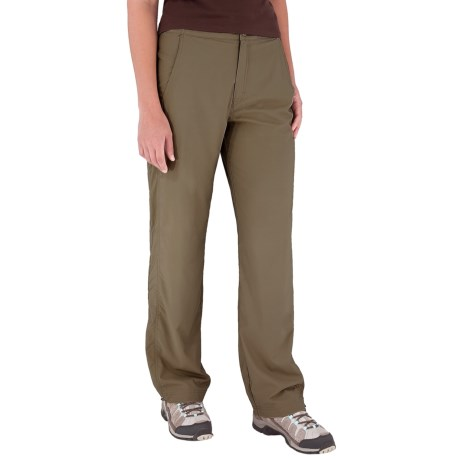 Royal Robbins Cardiff Stretch Traveler Pants - UPF 40+ (For Women) in Jet Black