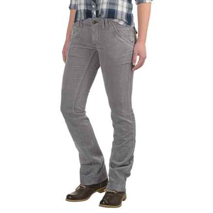 Royal Robbins Carly Pants - UPF 50+ (For Women) in Pewter - Closeouts