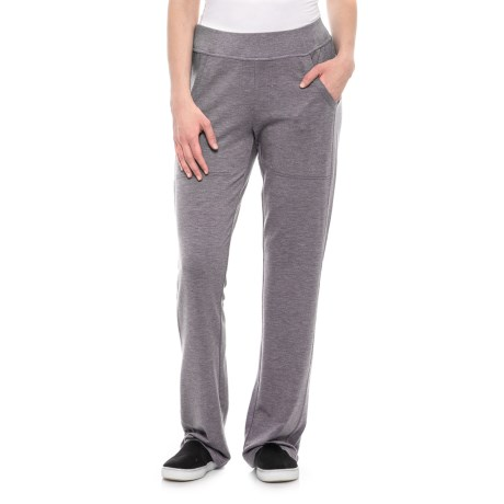 Royal Robbins Channel Island Sweatpants (For Women) in Charcoal