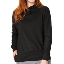 Royal Robbins Chloe Shirt - Long Sleeve (For Women) in Jet Black - Closeouts