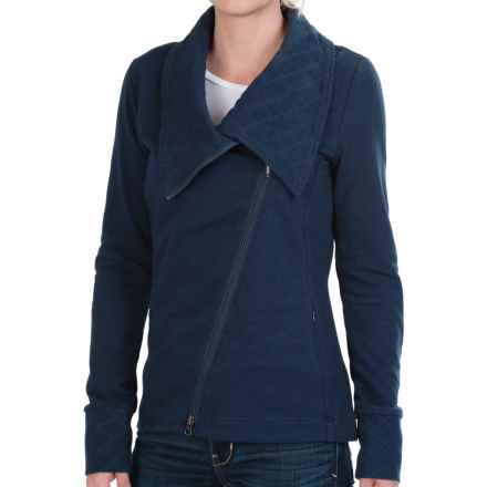 Royal Robbins Chloe Zip Jacket (For Women) in Deep Cobalt - Closeouts