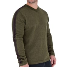 Royal Robbins Clagstone V-Neck Sweater (For Men) in Timber - Closeouts