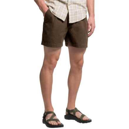 Royal Robbins Classic Billy Goat Shorts - UPF 50+ (For Men) in Turkish Coffee - Closeouts