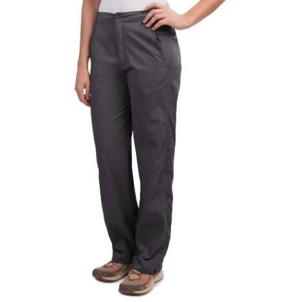 Royal Robbins Classic Cardiff Pants - UPF 40+, Stretch Nylon (For Women) in Charcoal - Closeouts
