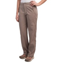 Royal Robbins Classic Cardiff Pants - UPF 40+, Stretch Nylon (For Women) in Taupe - Closeouts