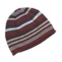 Royal Robbins Colleen Beanie Hat (For Women) in Black Cherry - Closeouts