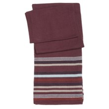 Royal Robbins Colleen Scarf (For Women) in Black Cherry - Closeouts