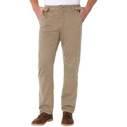 Royal Robbins Convoy All Season Pants - UPF 50+ (For Men) in Khaki - Closeouts