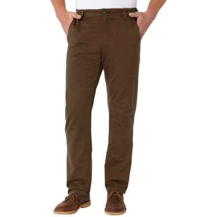 Royal Robbins Convoy All Season Pants - UPF 50+ (For Men) in Turkish Coffee - Closeouts