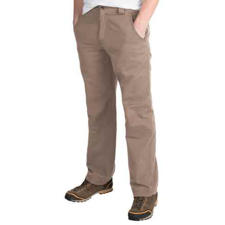 Royal Robbins Convoy Pants - UPF 50+ (For Men) in Taupe - Closeouts