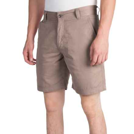 Royal Robbins Convoy Shorts - UPF 50+ (For Men) in Taupe - Closeouts