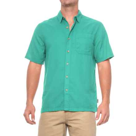 Royal Robbins Cool Mesh Shirt - Short Sleeve (For Men) in Bowden - Closeouts