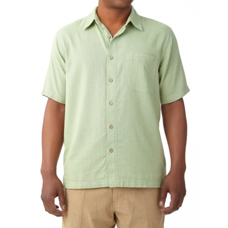 Royal Robbins Cool Mesh Shirt - Short Sleeve (For Men) in Julep