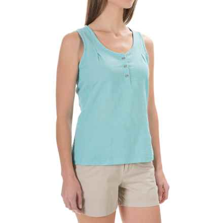 Royal Robbins Cool Mesh Tank Top (For Women) in Marine - Closeouts