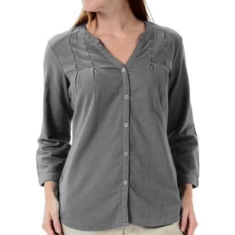 Royal Robbins Cool Mesh Tunic Shirt - 3/4 Sleeve (For Women)