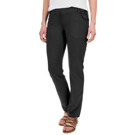 Royal Robbins Crosstown Stretch Pants - UPF 50+, Trim Fit (For Women) in Jet Black - Closeouts