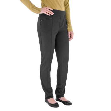 Royal Robbins Crosstown Stretch Twill Pants - UPF 50+ (For Women) in Charcoal - Closeouts