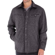 Royal Robbins Deal Shirt Jacket - UPF 50+ (For Men) in Obsideian - Closeouts