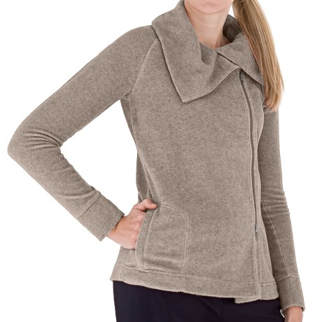 Royal Robbins Departures Fleece Jacket (For Women)