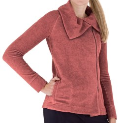 Royal Robbins Departures Fleece Jacket (For Women) in Rosehip