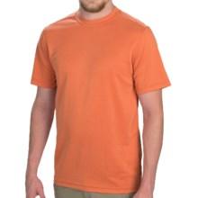 Royal Robbins Desert Knit T-Shirt - UPF 50+, Short Sleeve (For Men) in Carrot - Closeouts