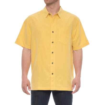 Royal Robbins Desert Pucker Shirt - UPF 25+, Short Sleeve (For Men) in Bell - Closeouts
