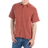 Royal Robbins Desert Pucker Shirt - UPF 25+, Short Sleeve (For Men)