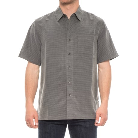 Royal Robbins Desert Pucker Shirt - UPF 25+, Short Sleeve (For Men)