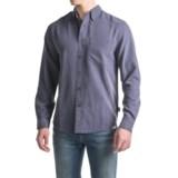 Royal Robbins Desert Pucker UPF Shirt - Sand Washed, Long Sleeve (For Men)