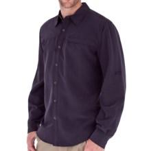Royal Robbins Desert Traveler Shirt - UPF 25+, Long Sleeve (For Men) in Concord - Closeouts
