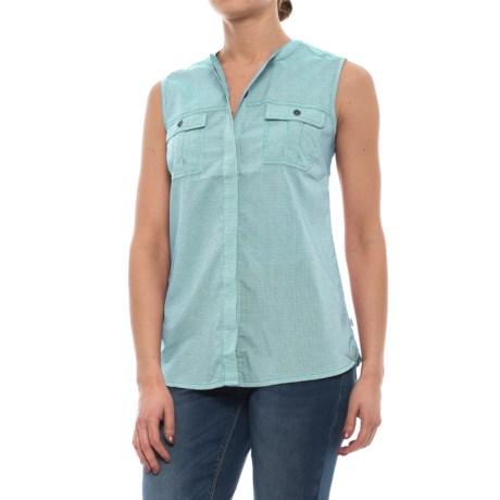 Royal Robbins Diablo Shirt - Sleeveless (For Women)